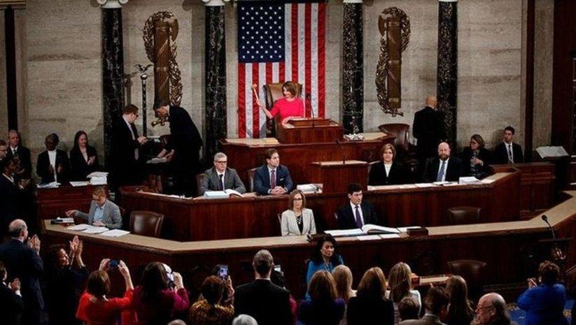 ABD Temsilciler Meclisi'nden, Çin'e karşı yeni yaptırım onayı