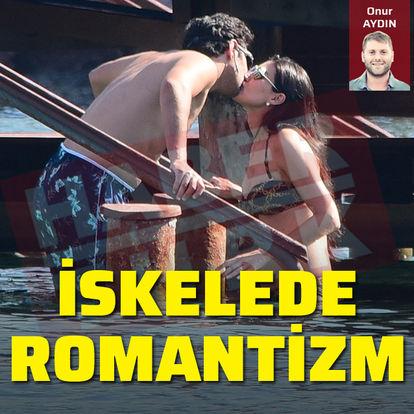İskelede romantizm