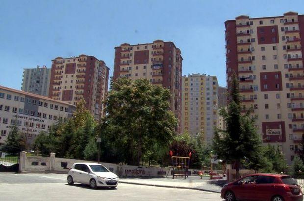 Kayseri'de 49 daireye karantina