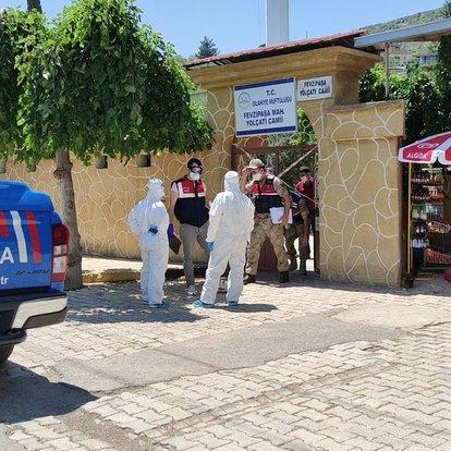 Son dakika haberler... Gaziantep'te 14 ev için karantina kararı!