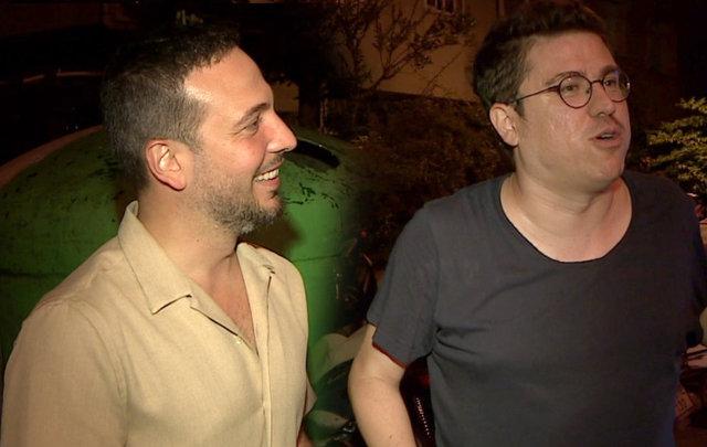 Oğuzhan Koç ile İbrahim Büyükak'tan Ozan Güven'e tepki - Magazin haberleri
