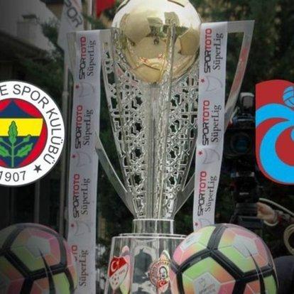 Fenerbahçe ve Trabzonspor