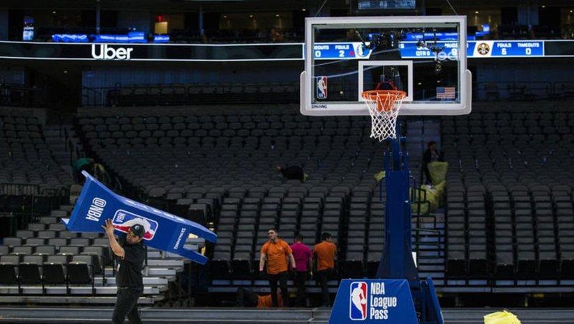 NBA'de 9 koronavirüs vakası daha!