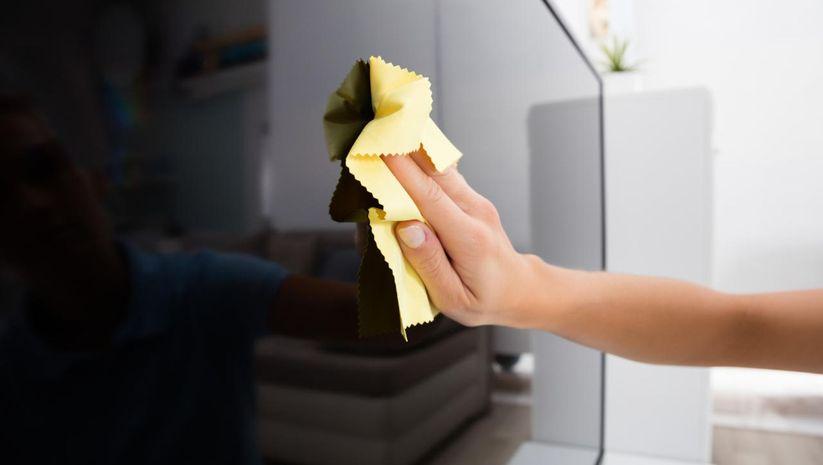 TV'ler nasıl temizlenir?