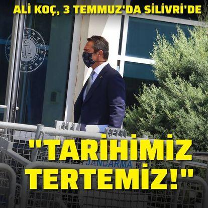Ali Koç, Silivri'de