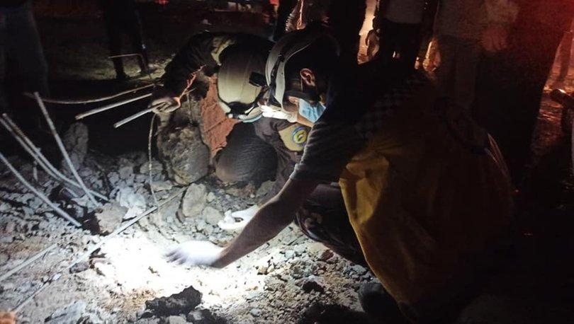 Afrin'de terör saldırısı: 1 ölü, 2 yaralı
