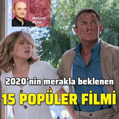 2020'nin merakla beklenen 15 popüler filmi