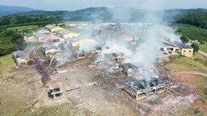 Havai fişek fabrikasındaki patlamayla ilgili 3 gözaltı kararı