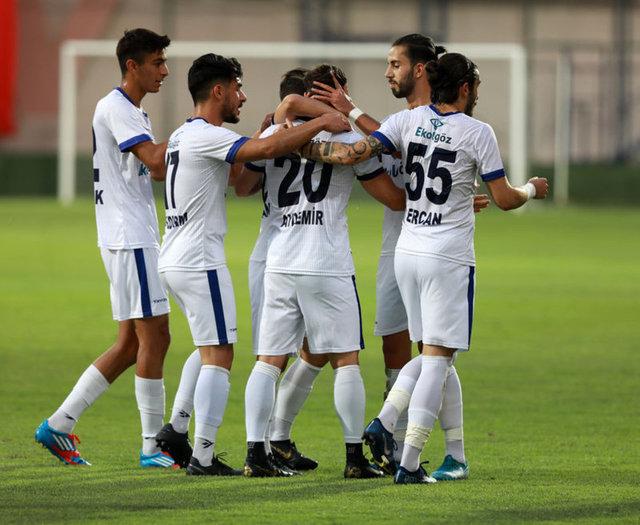 Ekol Göz Menemenspor: 4 - Adanaspor: 2