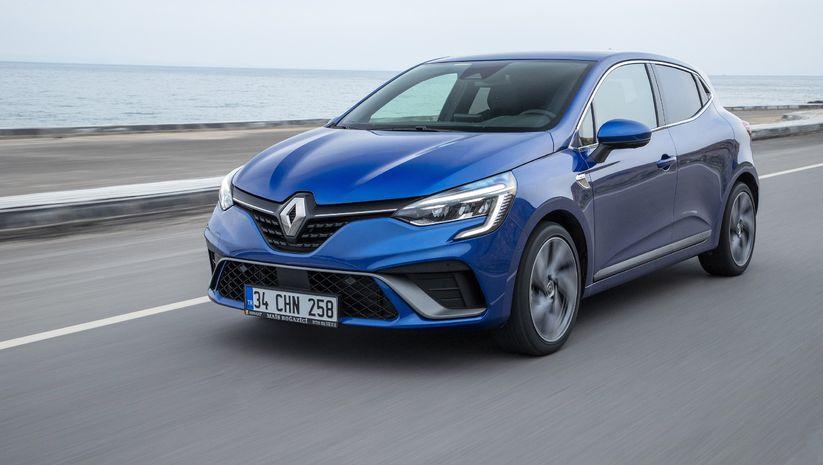 İlk yarının galibi Renault oldu