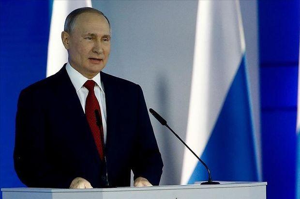 Putin'den ABD'ye LGBT göndermesi!