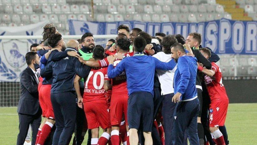Adana Demirspor şampiyonluk istiyor!