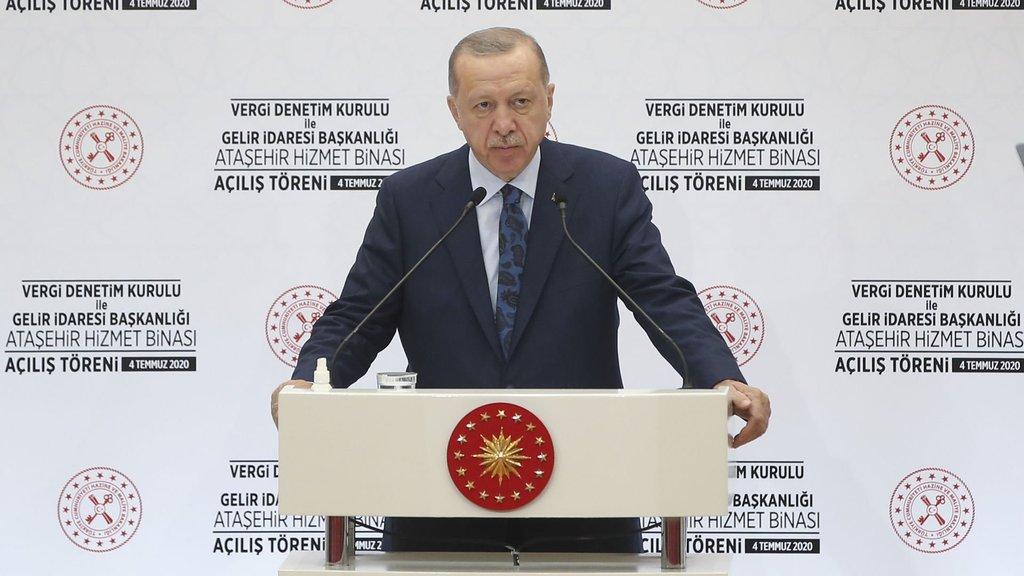 Cumhurbaşkanı Erdoğan: Türkiye'nin cazibesi artacak