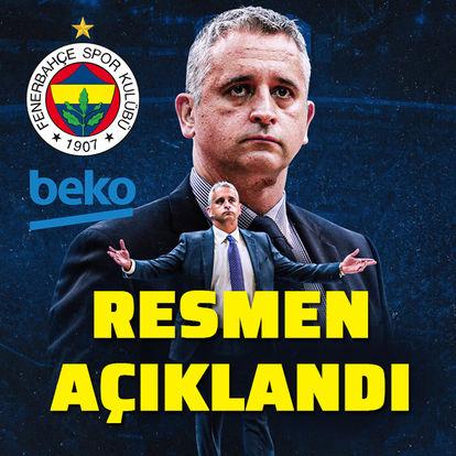 Fenerbahçe, Kokoskov'u açıkladı