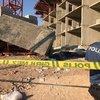 Elazığ'da inşaatın 5. katından düşen işçiler ağır yaralandı
