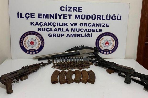 Şırnak'ta sahte para operasyonu: 3 gözaltı!