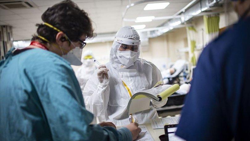 SON DAKİKA HABERİ! Koronavirüs salgınında yeni vaka sayısı 1148