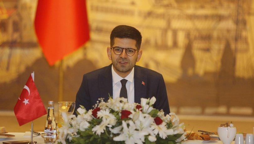 Cumhurbaşkanlığı Yatırım Ofisi Başkanı Ahmet Burak Dağlıoğlu