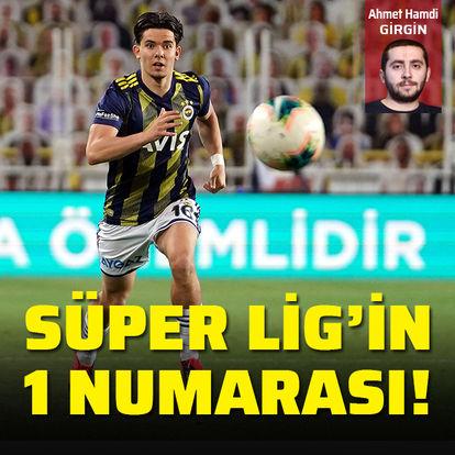 Süper Lig'in 1 numarası!