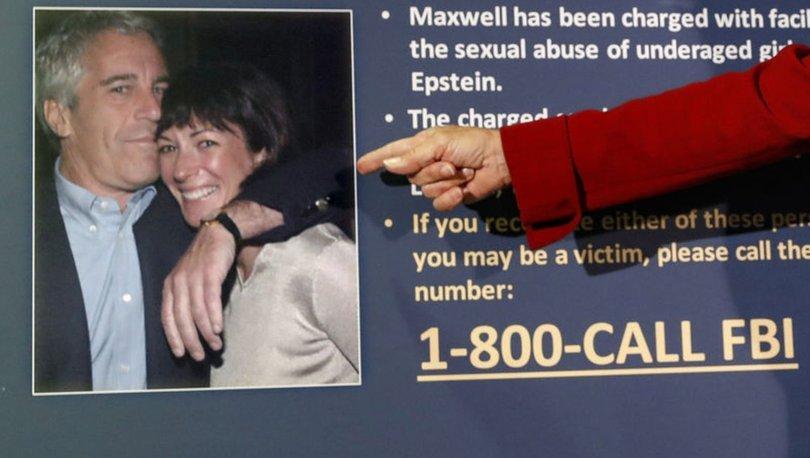 FBI, Maxwell'i yakalamak için 5 milyon dolar harcadı!