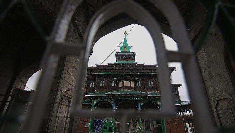 Cammu Keşmir'de Müslümanların toplanması yasaklandı!