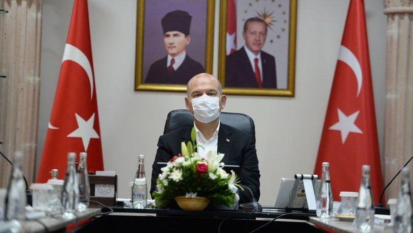 Son dakika haberi Bakan Soylu açıkladı: Alabaylar Çetesi çökertildi