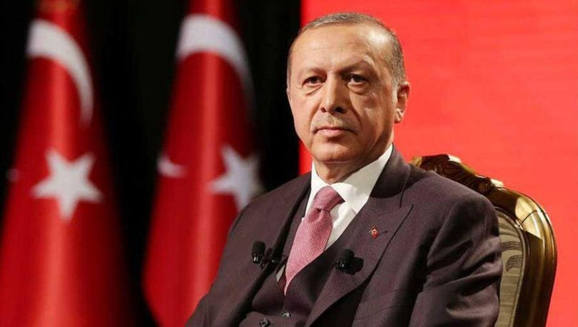 Erdoğan-Tokayev görüşmesi