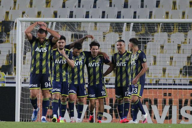 Fenerbahçe, Şampiyonlar Ligi mucizesi arayacak (Gençlerbirliği maçı 11'i)