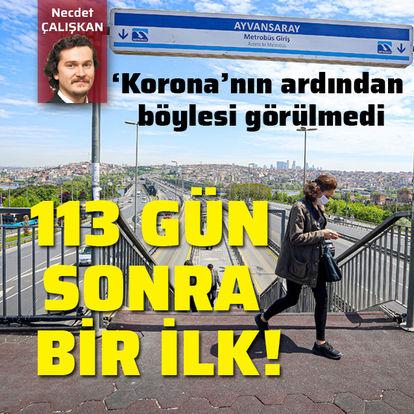istanbul koronavirüs