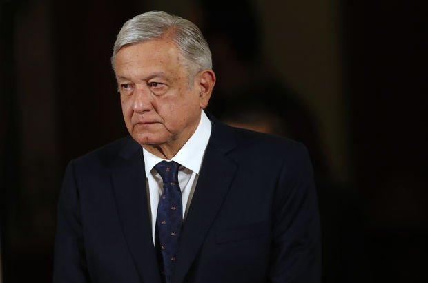 Meksika Devlet Başkanı Obrador'un Kovid-19 testi negatif çıktı
