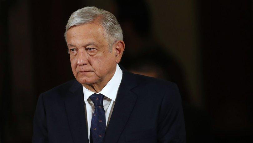 Meksika Devlet Başkanı Obrador'un Kovid-19 test sonucu negatif çıktı
