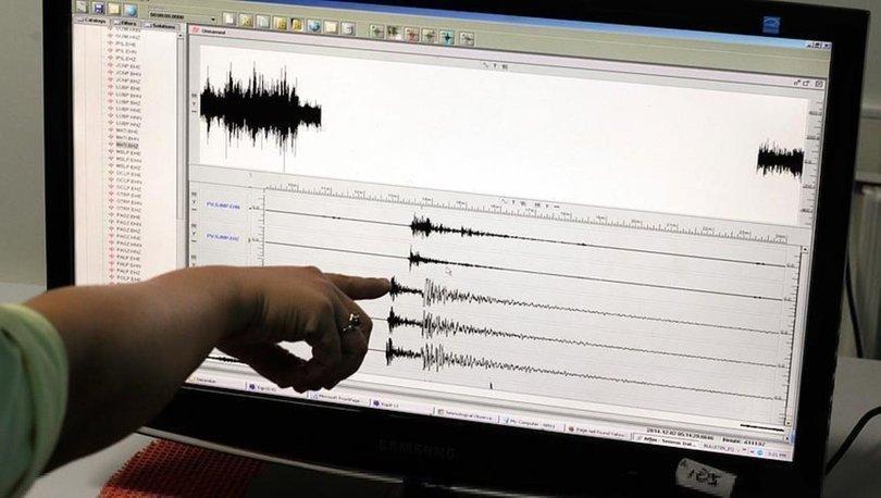 Son dakika! İzmir açıklarında korkutan deprem