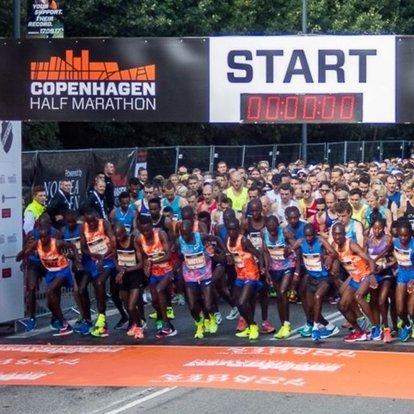 Kopenhag Yarı Maratonu