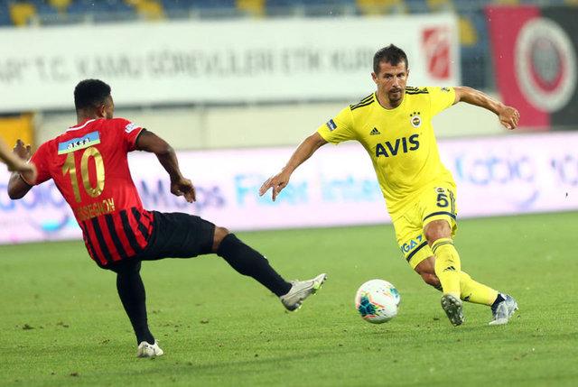 Gençlerbirliği - Fenerbahçe maçı yazar yorumları