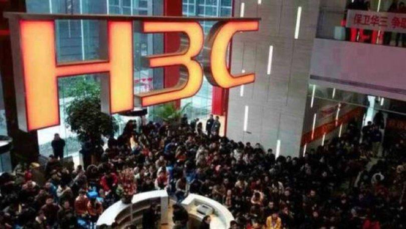 Çinli teknoloji şirketi Türkiye'ye yatırıma geliyor