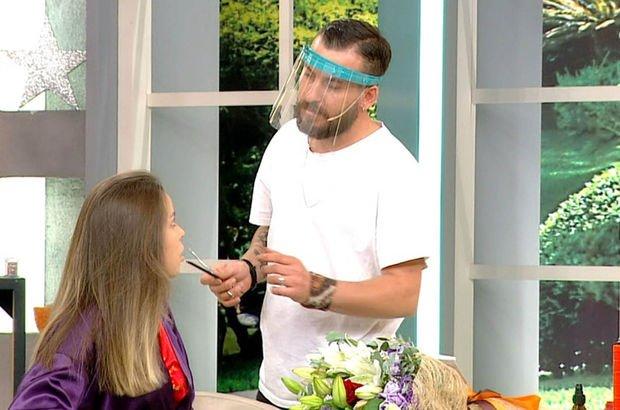 Kuaförüm Sensin'de saç kesme gerginliği!