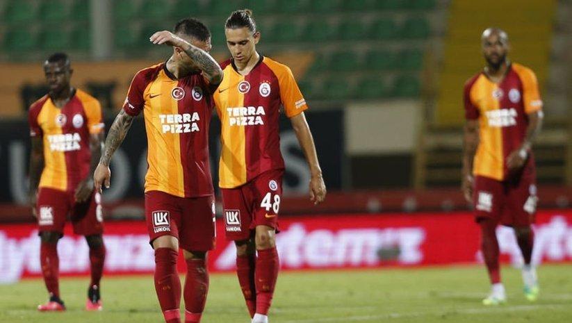 Galatasaray, Alanyaspor'a ilk kez...