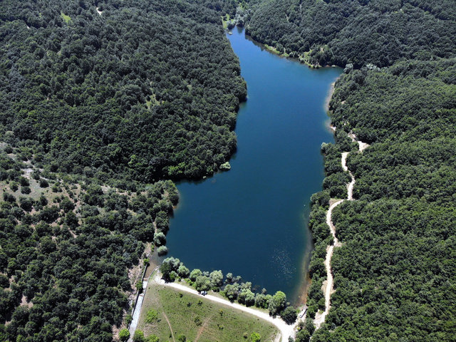 'Gölet zengini' Pazaryeri doğal güzellikleriyle ziyaretçilerini ağırlıyor