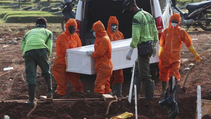koronavirüs dünya geneli ölüm