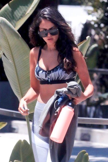 Eiza Gonzalez spor salonundan çıkarken görüntülendi - Magazin haberleri