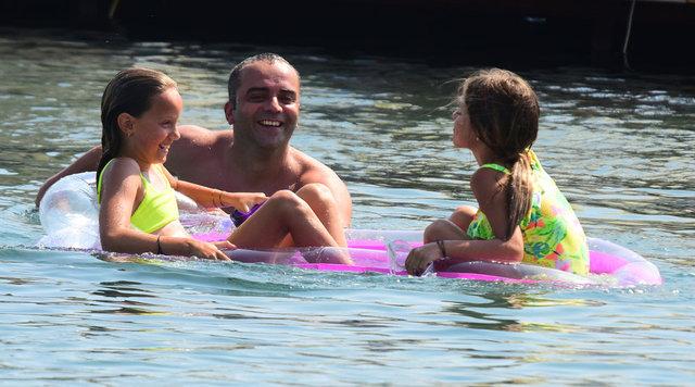 Semih Şentürk eşi Pınar Şentürk'ün gözlerini sırtında taşıyor! - Magazin haberleri