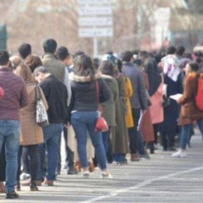 İşsizlik nisanda yüzde 12.8