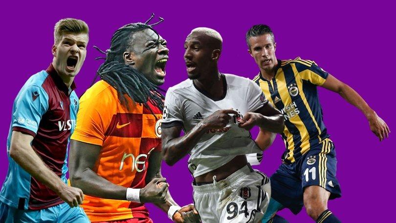 Yabancı futbolcular