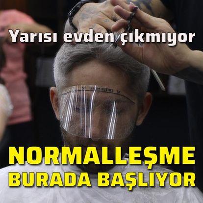 İşte Türkiye'nin normalleşme fotoğrafı