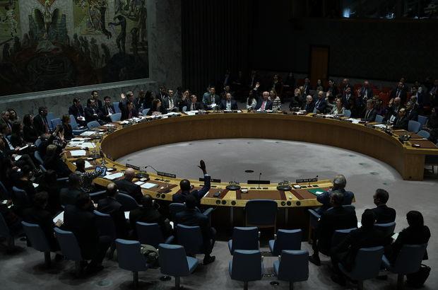Rusya ve Çin'den Suriye'ye yardım girişine veto!