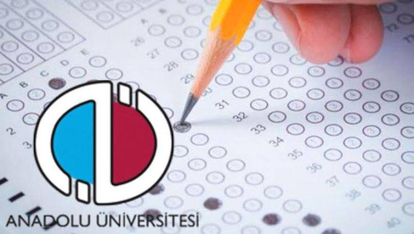 AÖF final sınavı sonuçları için TIKLA! Anadolu Üniversitesi (AÖF) final sınav sonuçları sorgulama