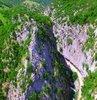 Kastamonu ve Bartın sınırları içerisindeki Küre Dağları Milli Parkı´nda yer alan, 500 metre uzunluğundaki kanyon içinde bulunan ve geçen yıl 100 bin turistin ziyaret ettiği Ulukaya Şelalesi
