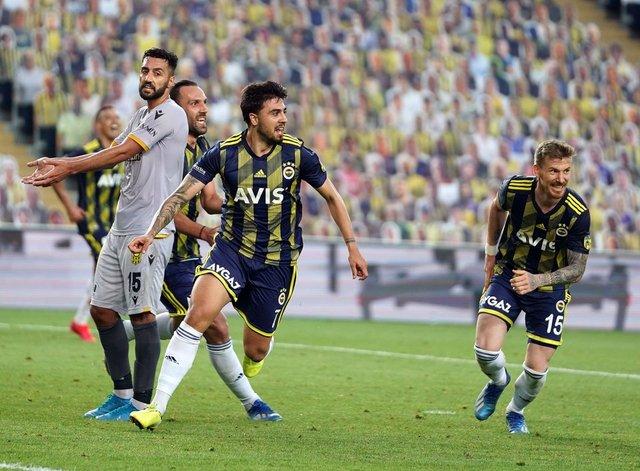 Fenerbahçe'nin Sivasspor maçı muhtemel 11'i!