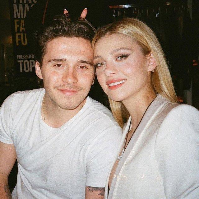 Brooklyn Beckham ile Nicola Anne Peltz nişanlandı - Magazin haberleri