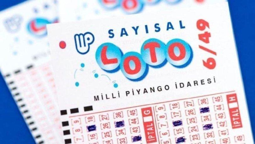 11 Temmuz Sayısal Loto sonuçları 2020 - Milli Piyango Sayısal Loto çekilişi sorgulama